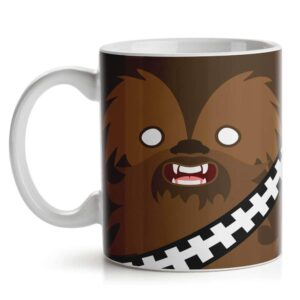 Caneca Geek - Chill Bacca